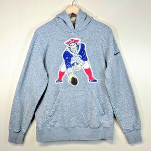 Vintage 90's New England Patriots Hoodie